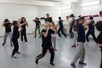 OIS KRAV MAGA FOR CHILDREN