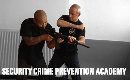 SECURITY CRIME PREVENTION ACADEMY